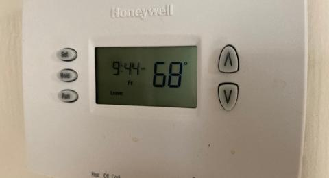 Parent Continually Fiddling with Thermostat