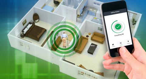 home sensor systems for seniors