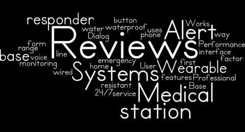 Medical Alert System Reviews, comparison testing, evaluation