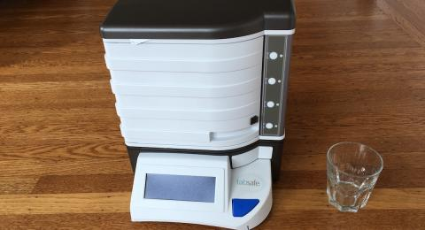 Tabsafe medication dispenser