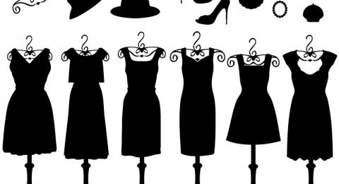 clothes and dressing