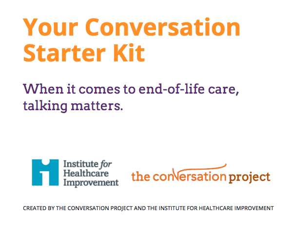 The Conversation Project