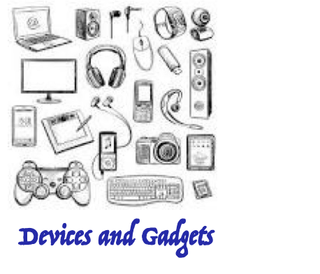 Devices and Gadgets Sustaining Older Adults' Resilience