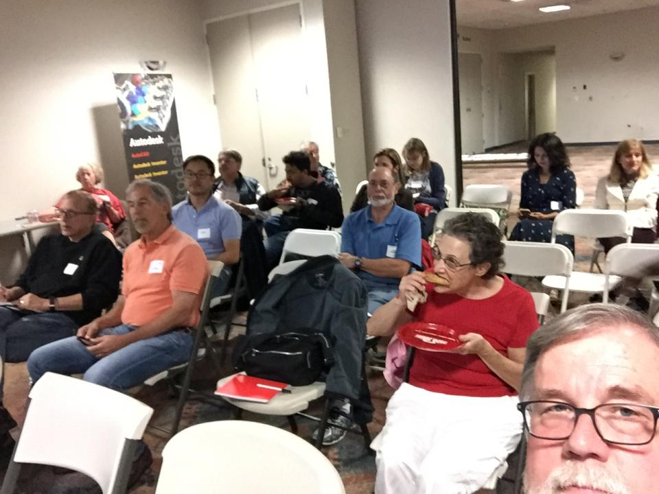 Aging in Place MeetUp - September 2016