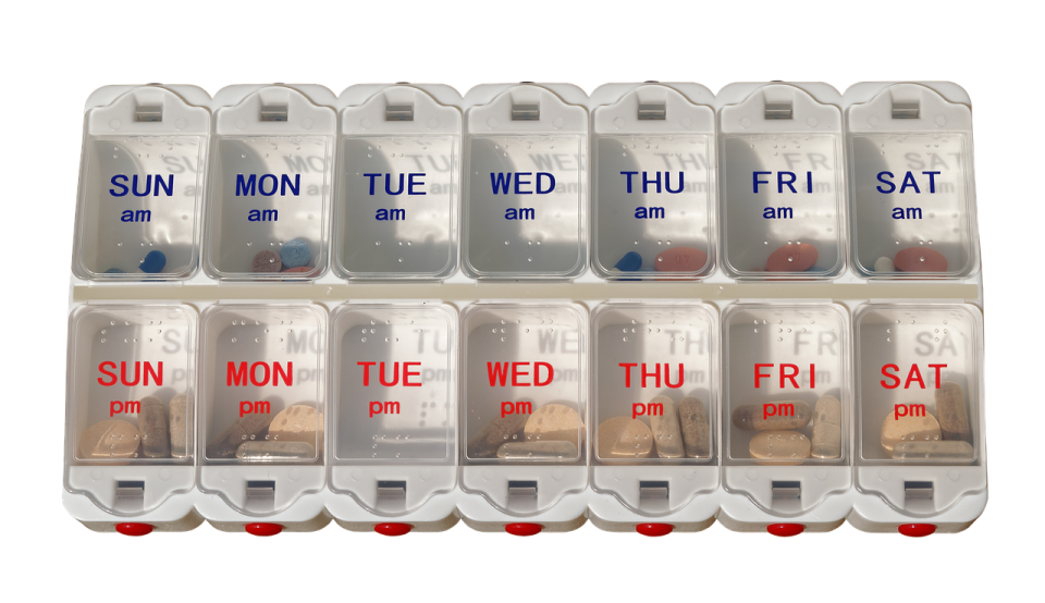Show and Tell: Pill Containers Evaluated, Discussed