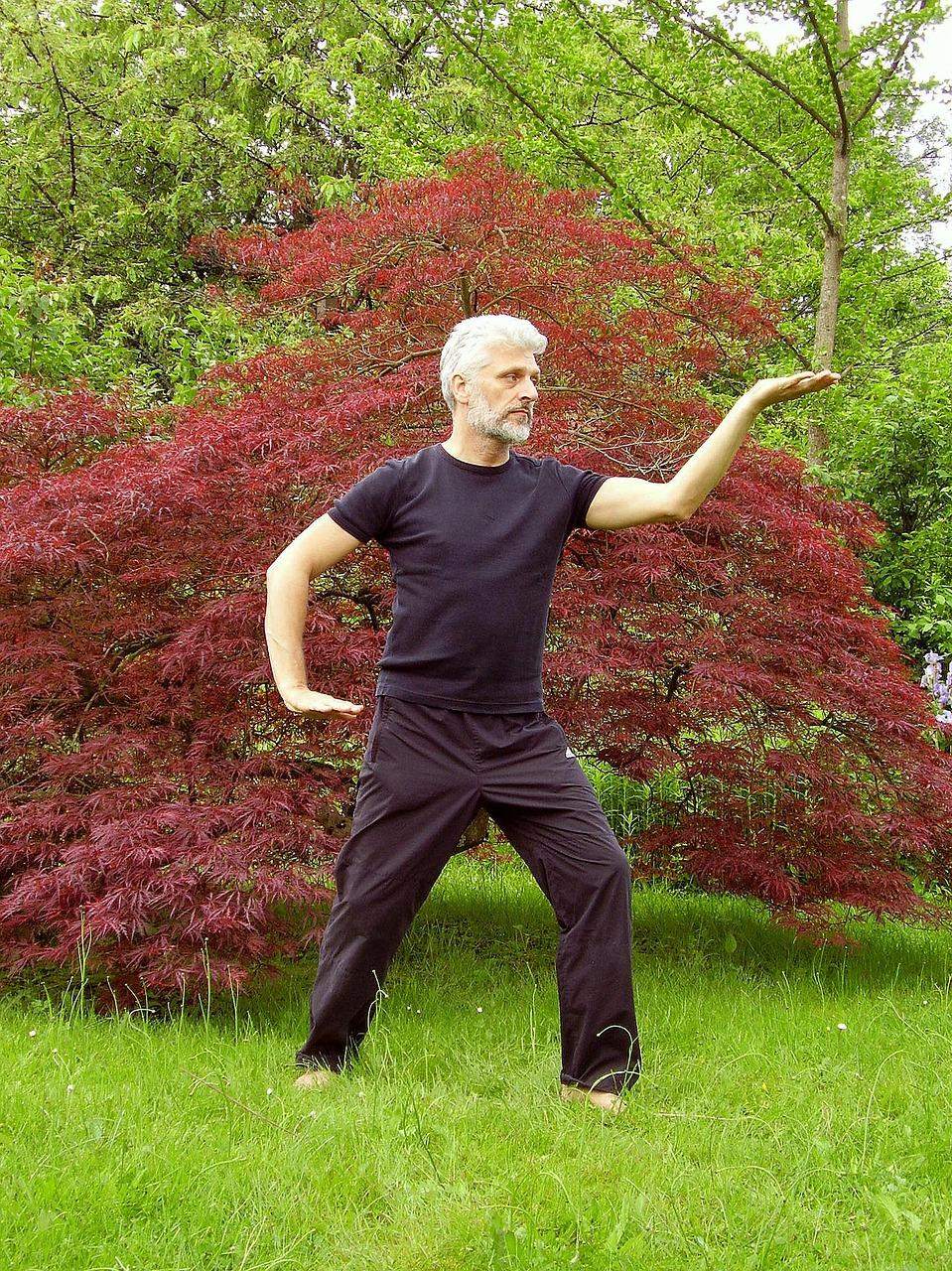 balancing, tai chi, fall prevention