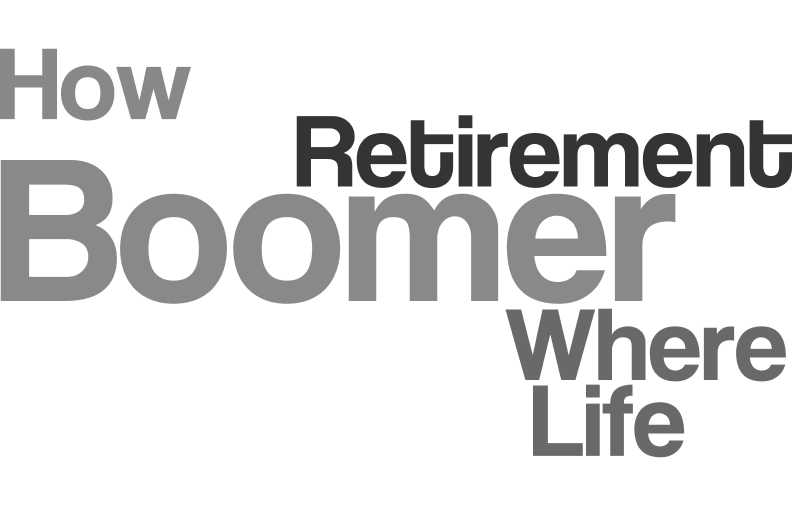 where and how do boomers retire