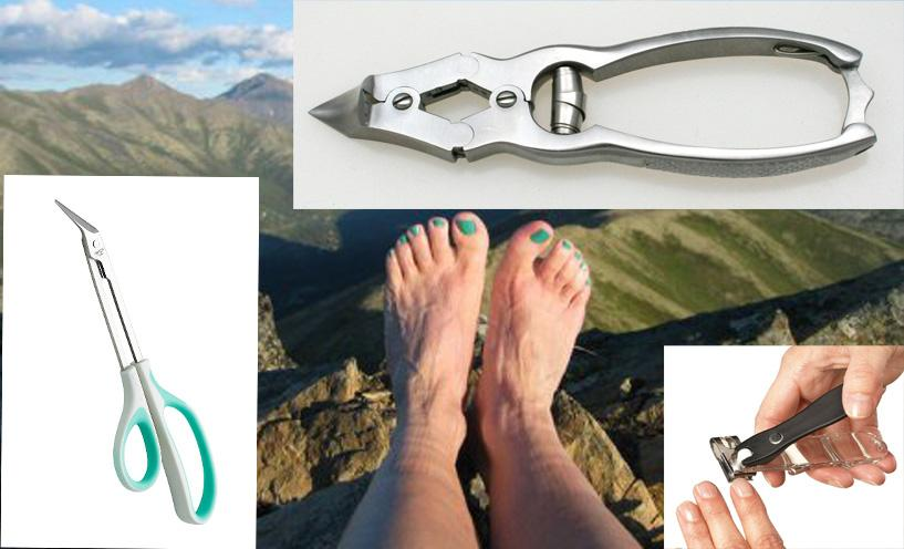Toenail Clippers for Elderly People | Tech-enhanced Life