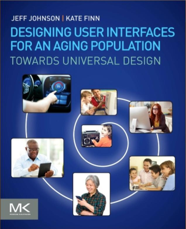Designing User Interfaces for an Aging Population