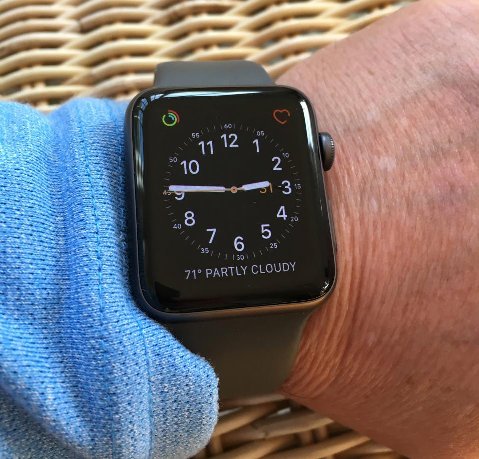 Apple Watch as Medical Alert