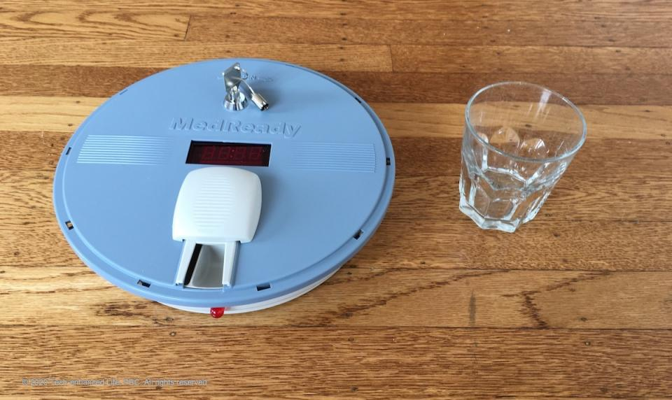 MedReady, medication management, medication dispenser