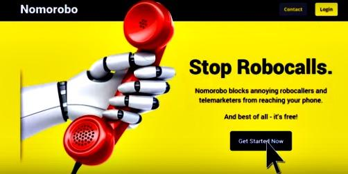 Nomorobo, telemarketer blocking, nuisance calls