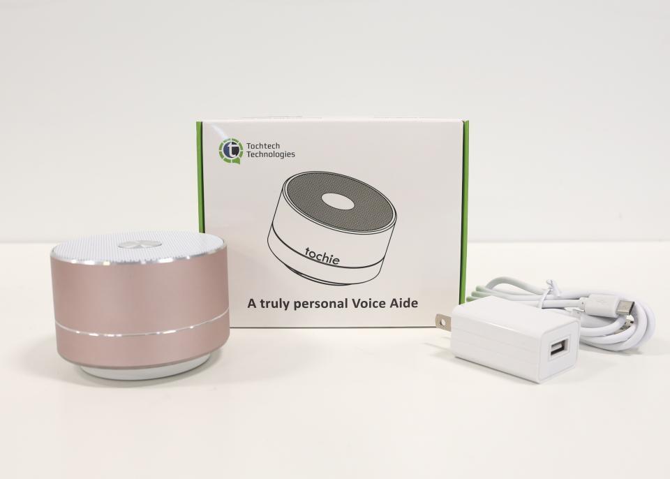 Tochie: Personal Voice Aide