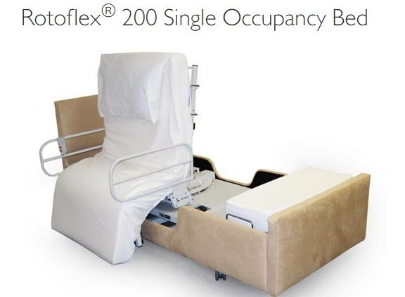Rotoflex Bed By Theraposture Listings At Techenhanced Life - Rotating bed