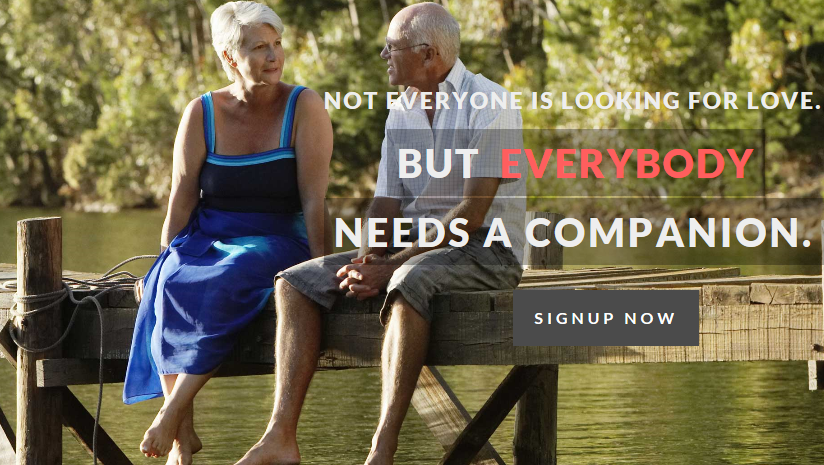 Stitch: Companionship, dating, travel & activity partners for older adults