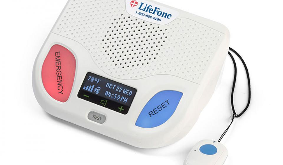 LifeFone, At-home 3G Cellular Fall Detection: Review