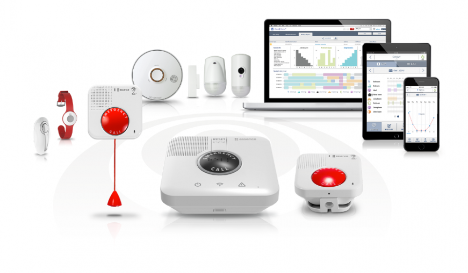 Essence Voice Panic Detector, medical alert system