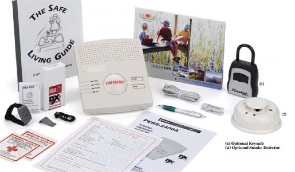 LifeGuardian, Medical Alarm System: Review