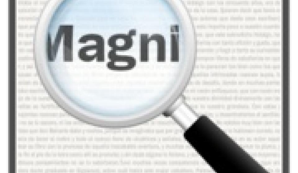 Magnifier, reading aid app,