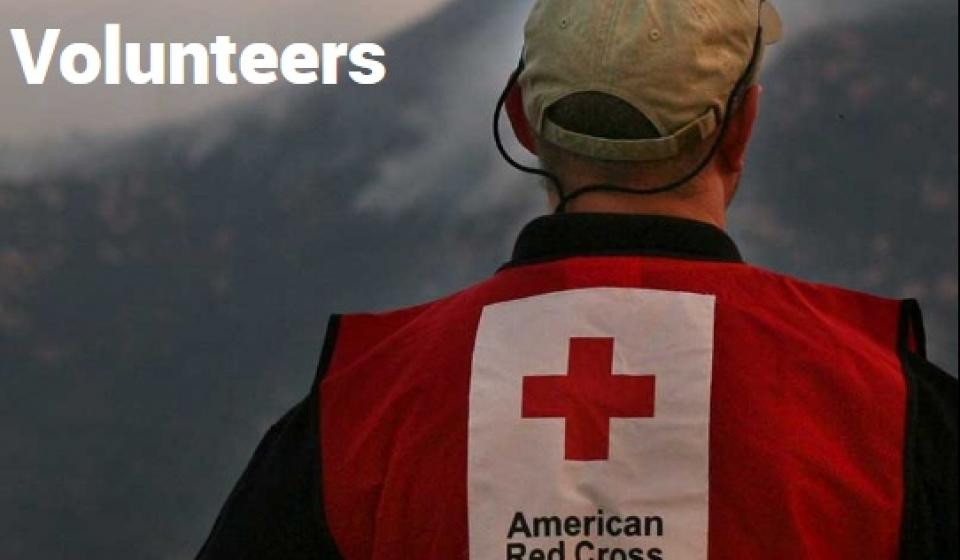 American Red Cross mobile apps