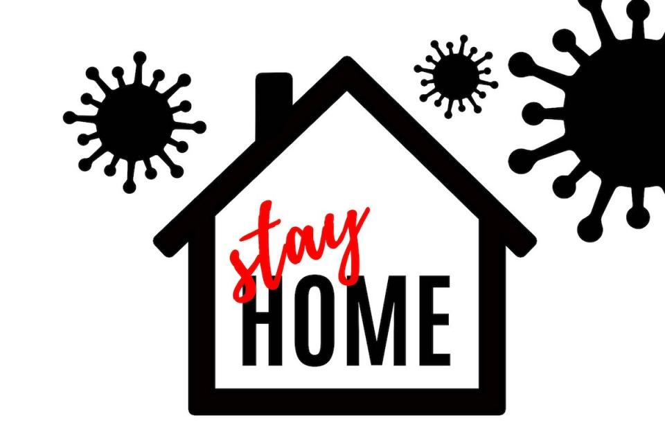 Technology to shelter in place and stay home