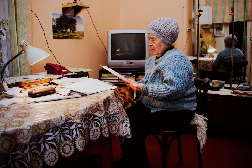 TV and Older Adults