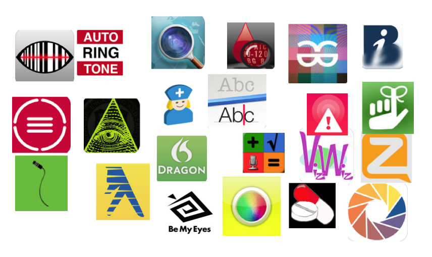 Low Vision Apps for iPhone and Android
