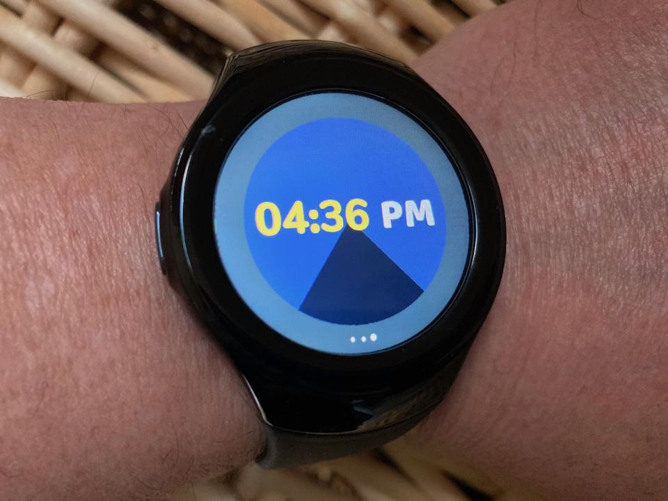 Theora Connect watch